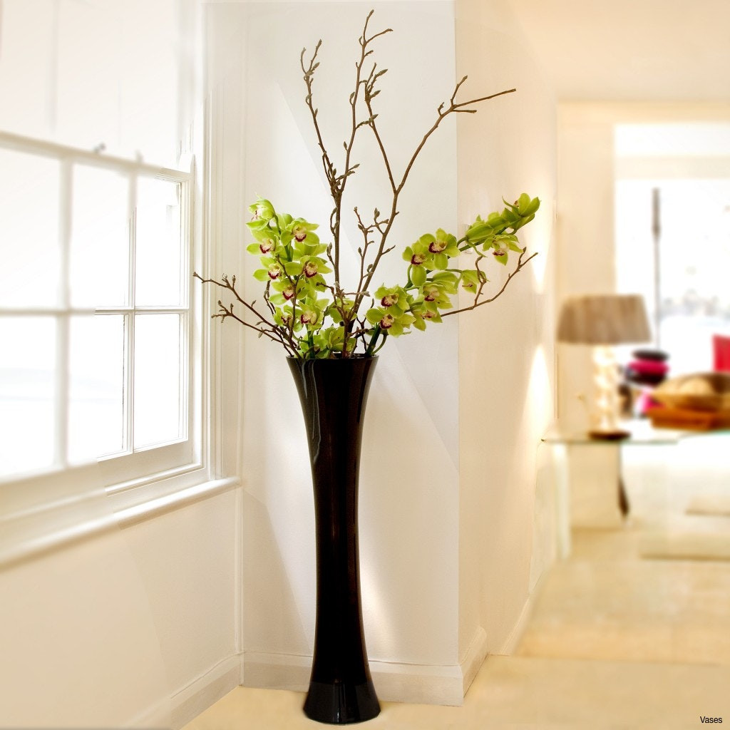 cheap tall skinny glass vases of 14 lovely extra tall black floor vase bogekompresorturkiye com with regard to big vases with flowers 1h long flower flowersi 0d line design ideas of tall fake flowers