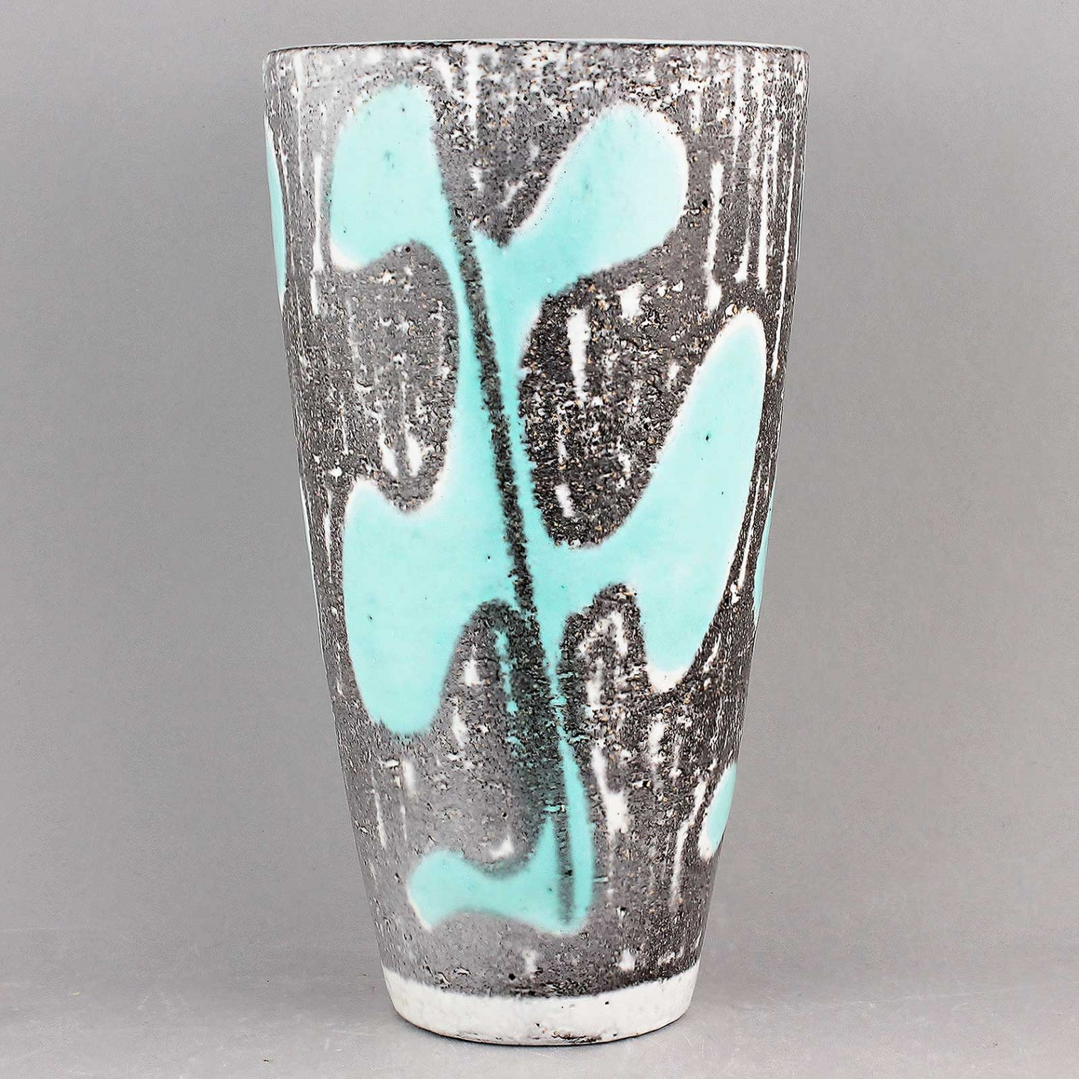 cheap turquoise vases of mari simmulson tahiti 1952 striking turquoise vase mother sweden throughout mari simmulson tahiti 1952 striking turquoise vase mother sweden objet deco turquoise