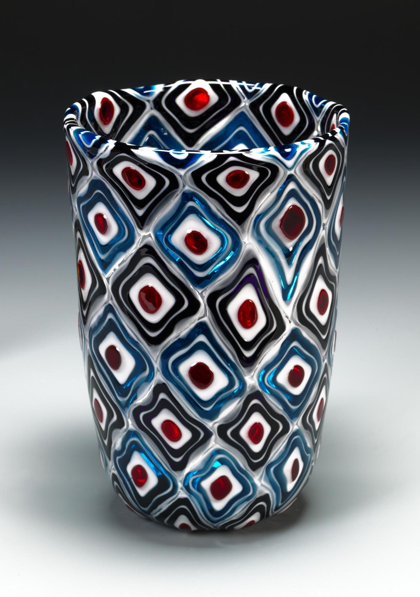 chihuly glass vase of untitled murrini vase smithsonian american art museum regarding zoom download