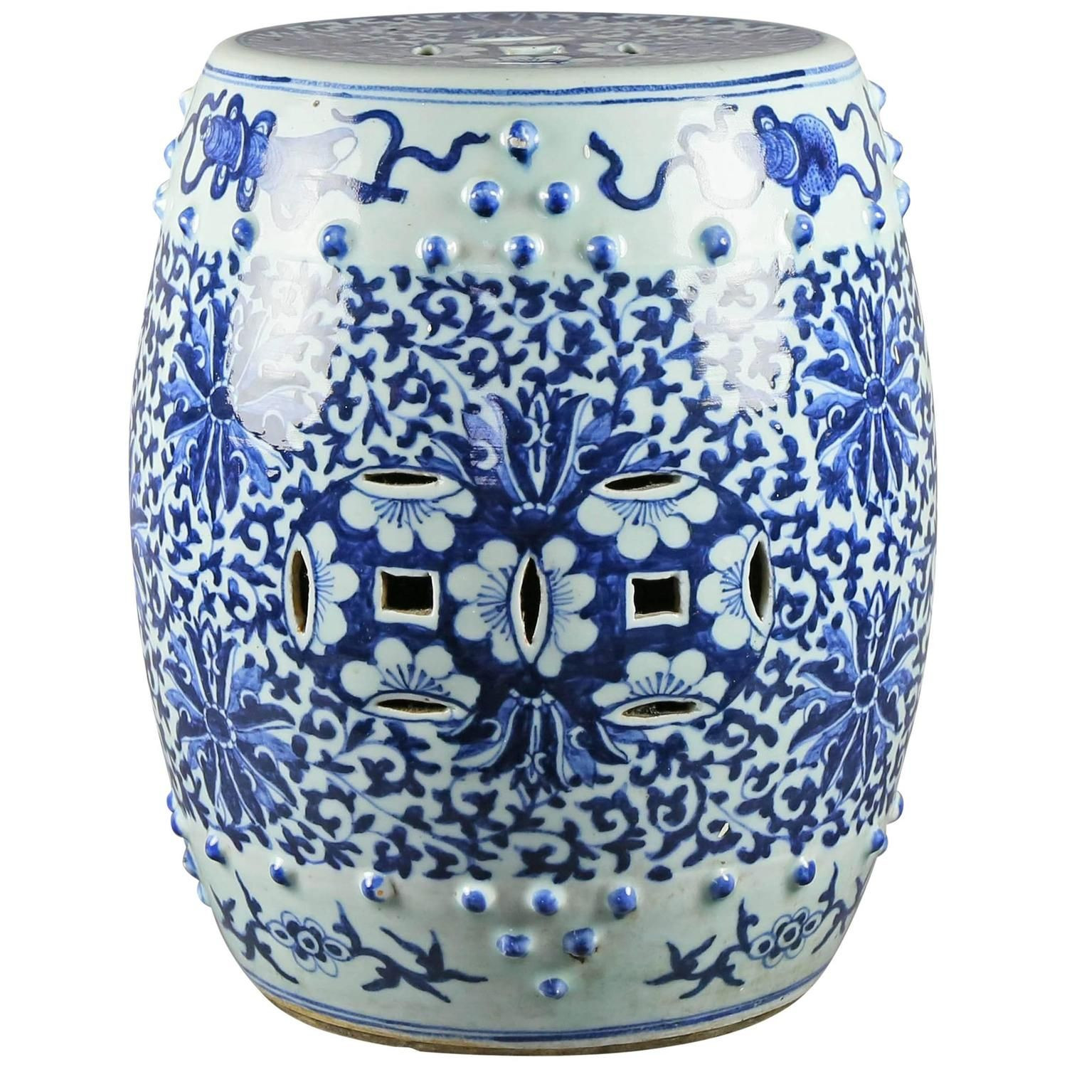 china blue fine porcelain vase of chinese blue and white porcelain miniature garden seat garden seat throughout chinese blue and white porcelain miniature garden seat