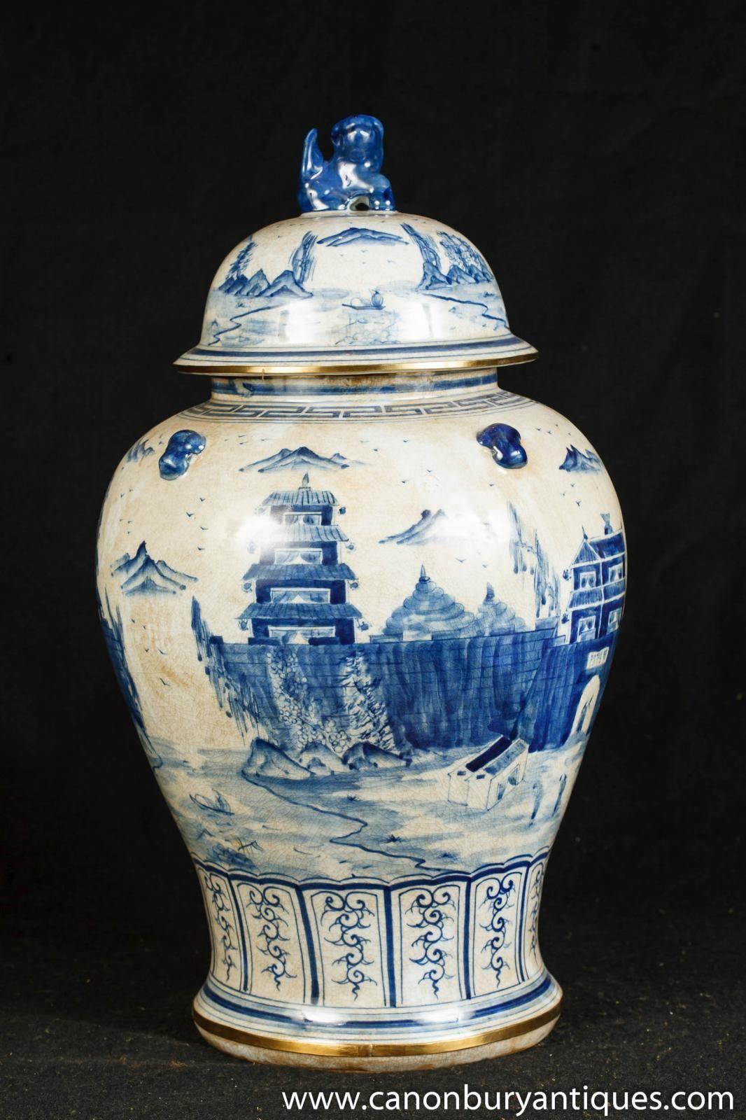 china blue fine porcelain vase of photo of single nanking pottery ginger jar blue white chinese pertaining to photo of single nanking pottery ginger jar blue white chinese porcelain vase