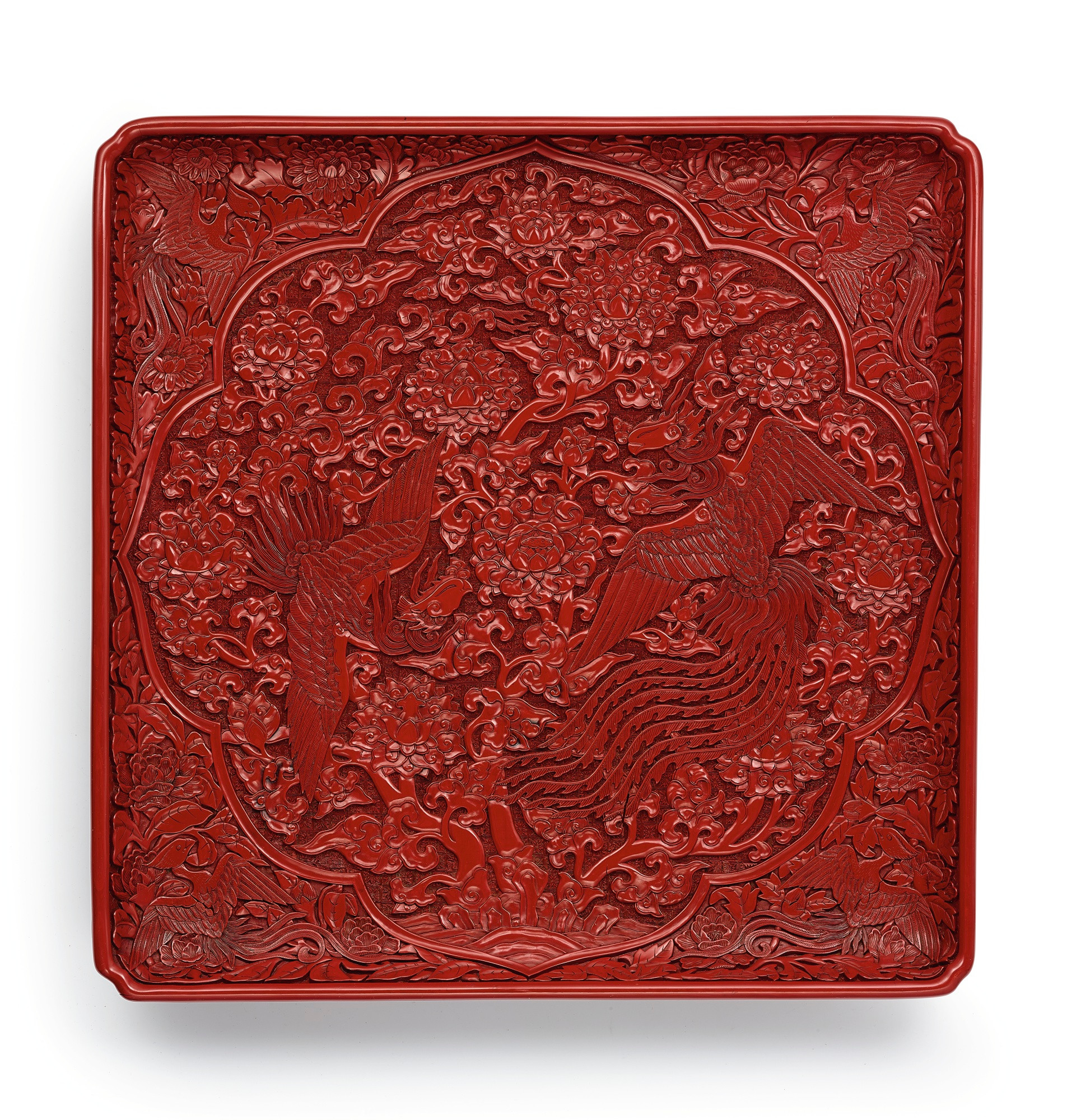 27 Awesome Chinese Cinnabar Lacquer Vase 2021 free download chinese cinnabar lacquer vase of an outstanding and extremely rare large carved cinnabar lacquer pertaining to an outstanding and extremely rare large carved cinnabar lacquer phoenix square