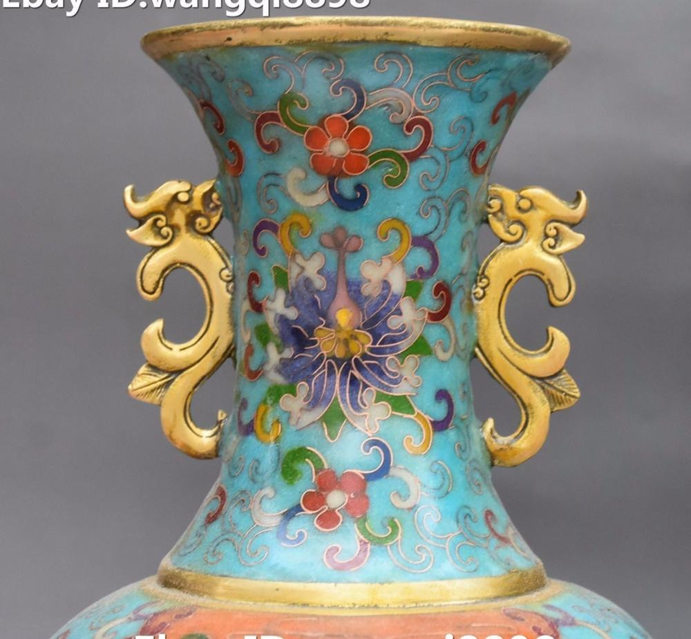 chinese cloisonne antique vases of aliexpress com kup chinese cloisonne enamel gilt goldfish fish with regard to aliexpress com kup chinese cloisonne enamel gilt goldfish fish dragon handle vase bottle pot pair od zaufanych dostawca³w statues sculptures na collect