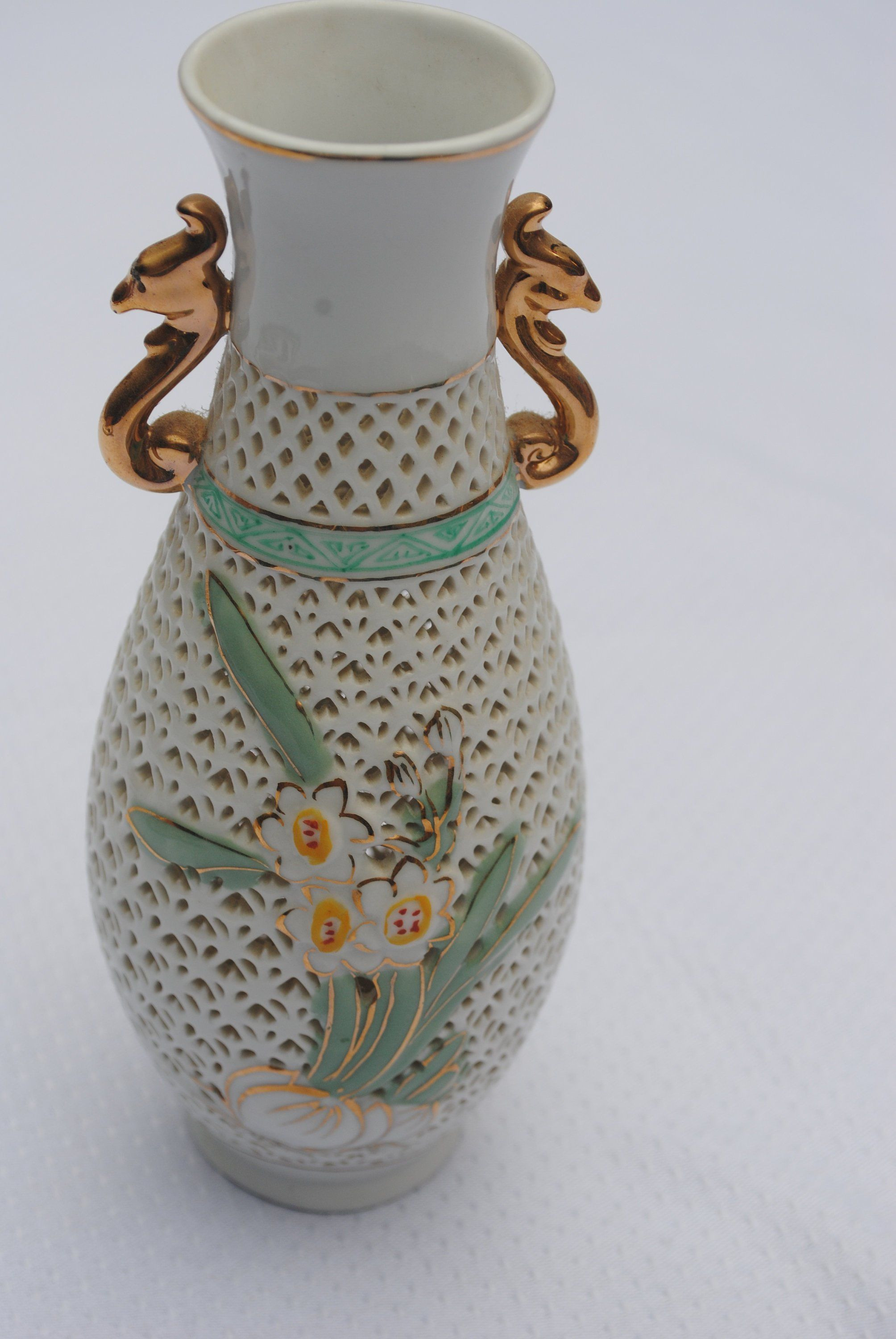 chinese vase lamp base of vintage chinese lattice openwork lamp daffodils basket weave regarding vintage chinese lattice openwork lamp daffodils basket weave reticulated lamp base vase blanc de chine