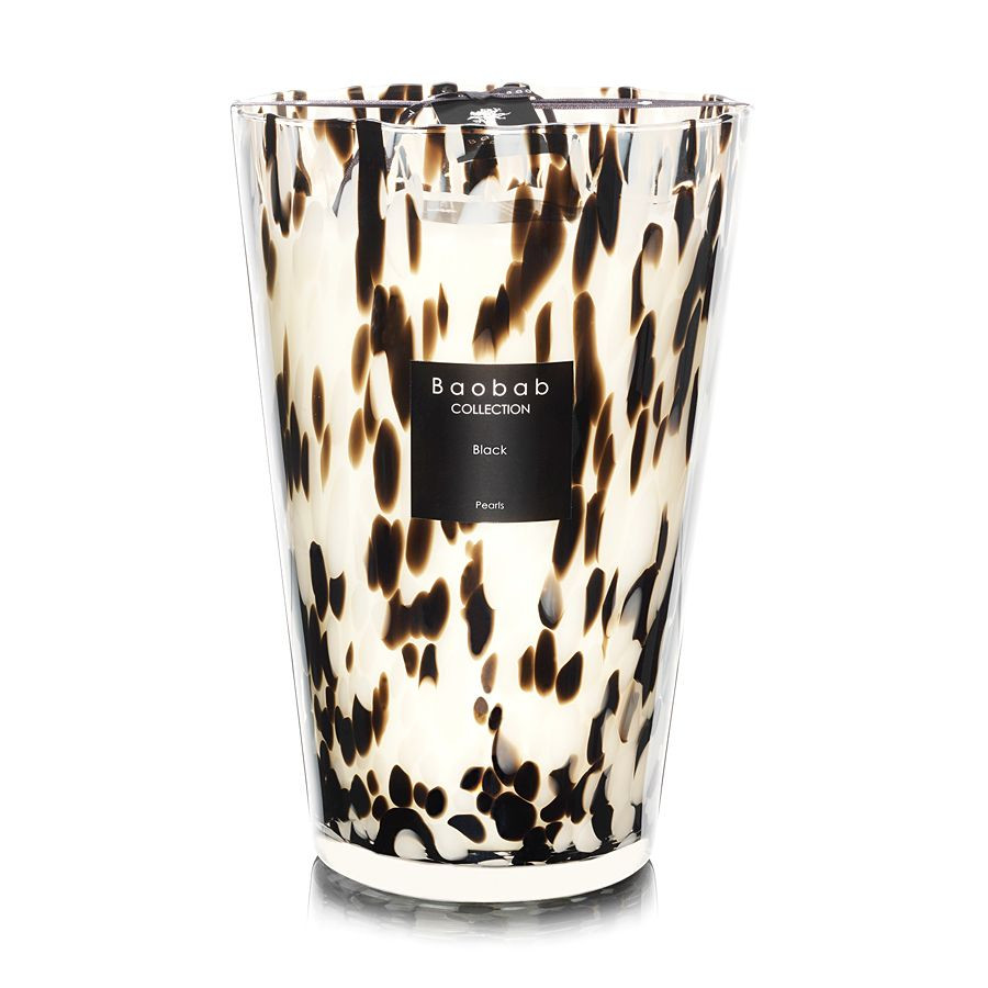 christian tortu vase of baobab collection black pearls candle longoria collection with regard to baobab collection black pearls candle