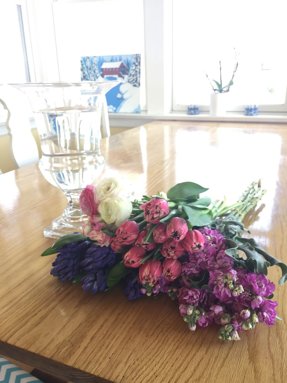 christian tortu vase of bloomingblog april 2017 inside with my medici vase that i had from when i did a master flower arranging class with the magnifique french floral phenom christian tortu you can read about