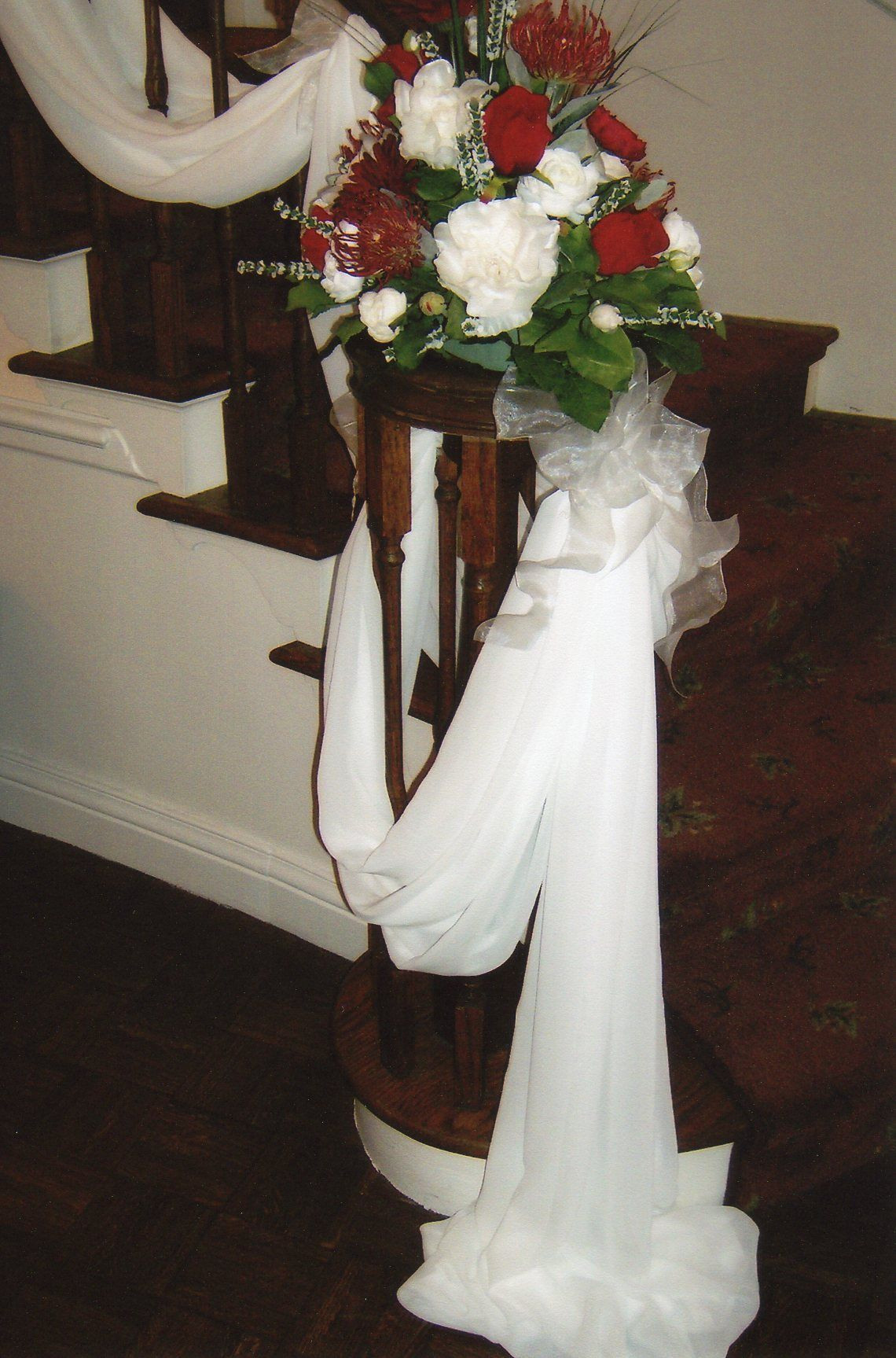 christian tortu vase of wedding banister weddings pinterest banisters and weddings in wedding banister
