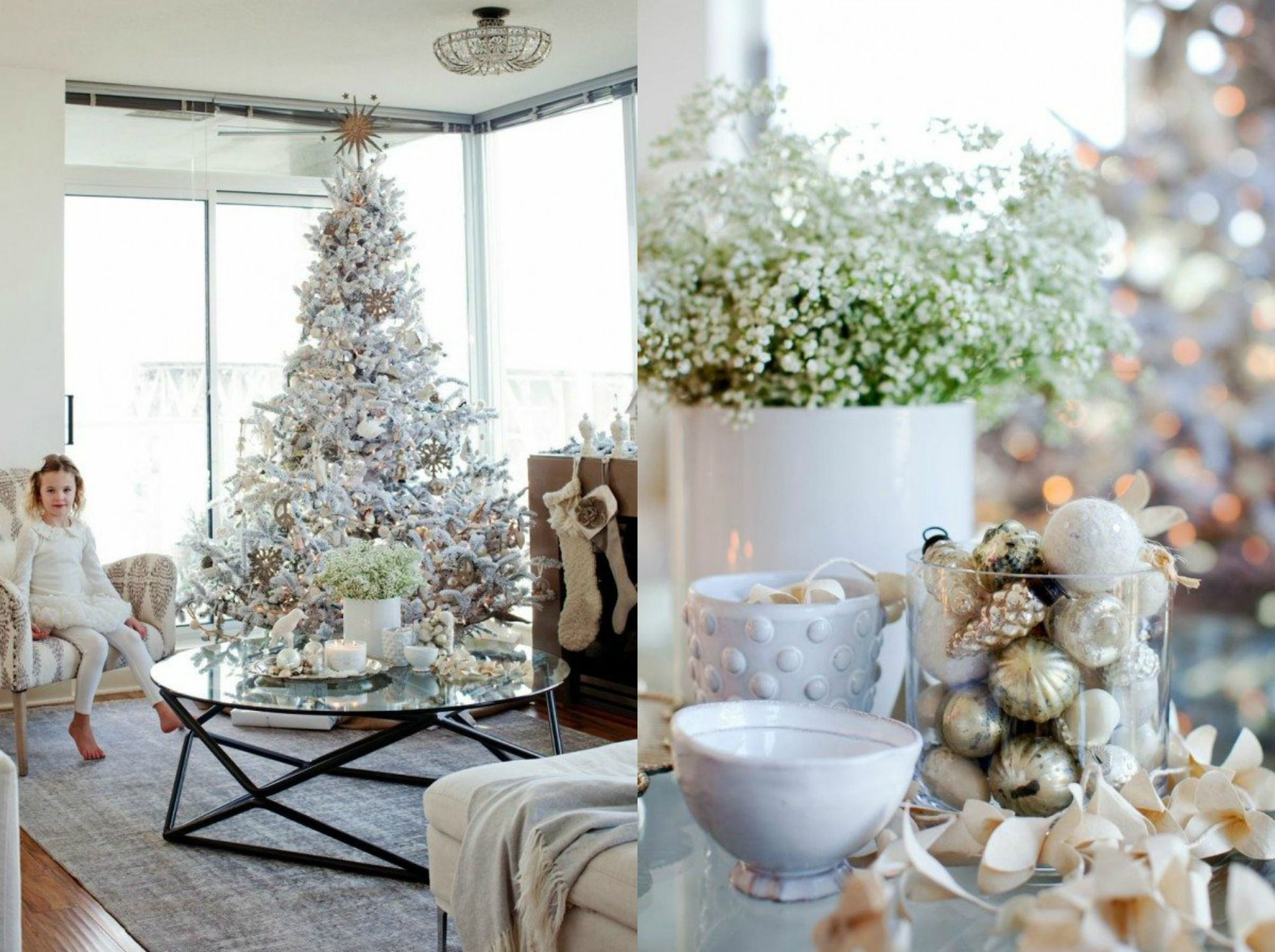 Christmas Tree Shop Vases Of the Latest Christmas Decorating Ideas and Color Schemes Regarding Layersofwhite 5b5b7f55c9e77c0050ad2798