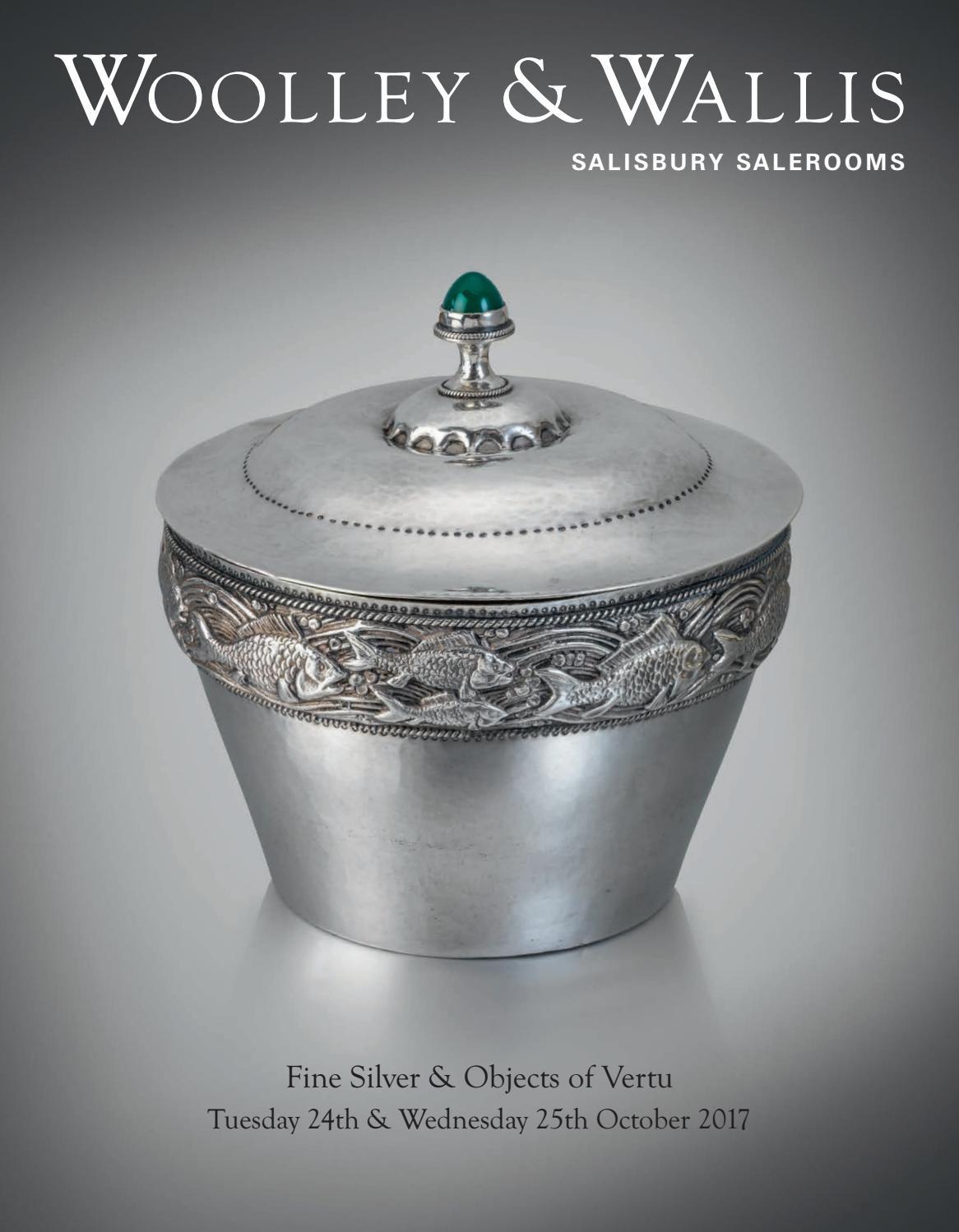 christofle orangerie vase of woolley wallis auctioneers by jamm design ltd issuu regarding page 1