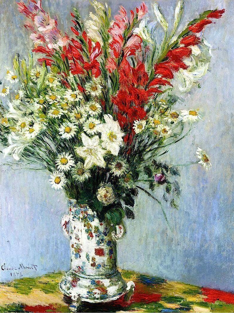 20 Fashionable Claude Monet Vase Of Flowers 2021 free download claude monet vase of flowers of pin by grover davis on art pinterest monet claude monet and with regard to artist