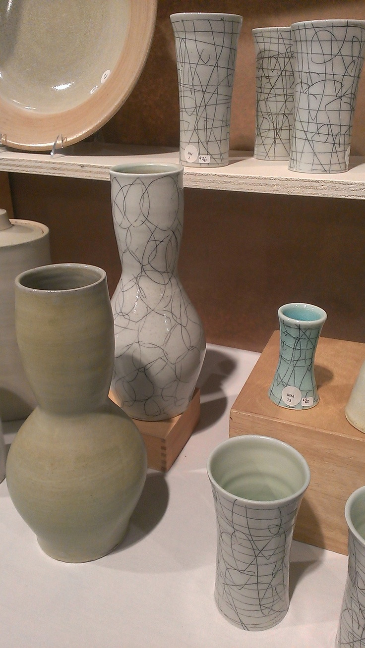 clay vases wholesale of 14 best michael mccarthy images on pinterest michael okeefe jar for michael mccarthys etched vase