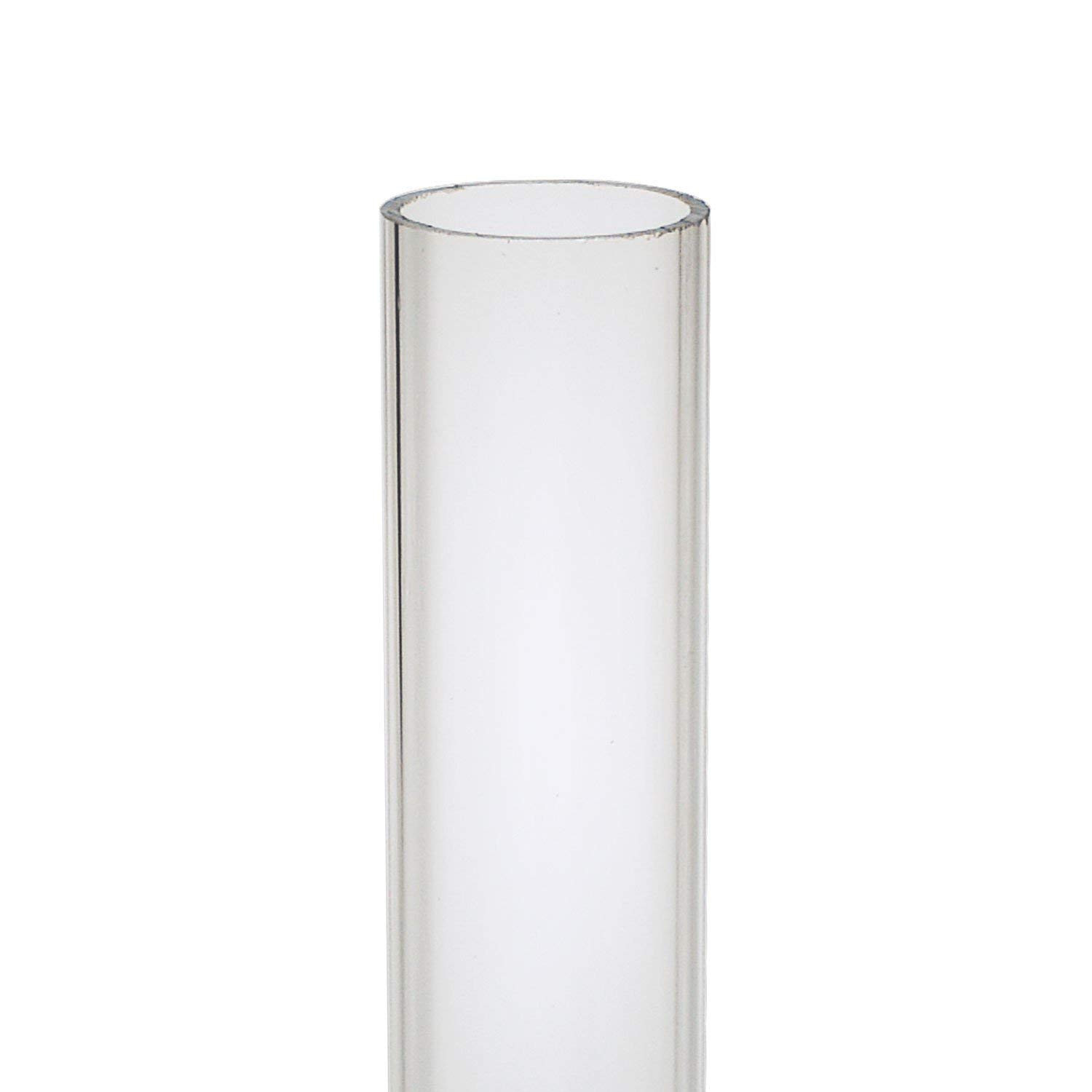 clear acrylic square vases of amazon com source one deluxe clear acrylic tube 2 inches thick 12 within amazon com source one deluxe clear acrylic tube 2 inches thick 12 inch 2 inch wide office products