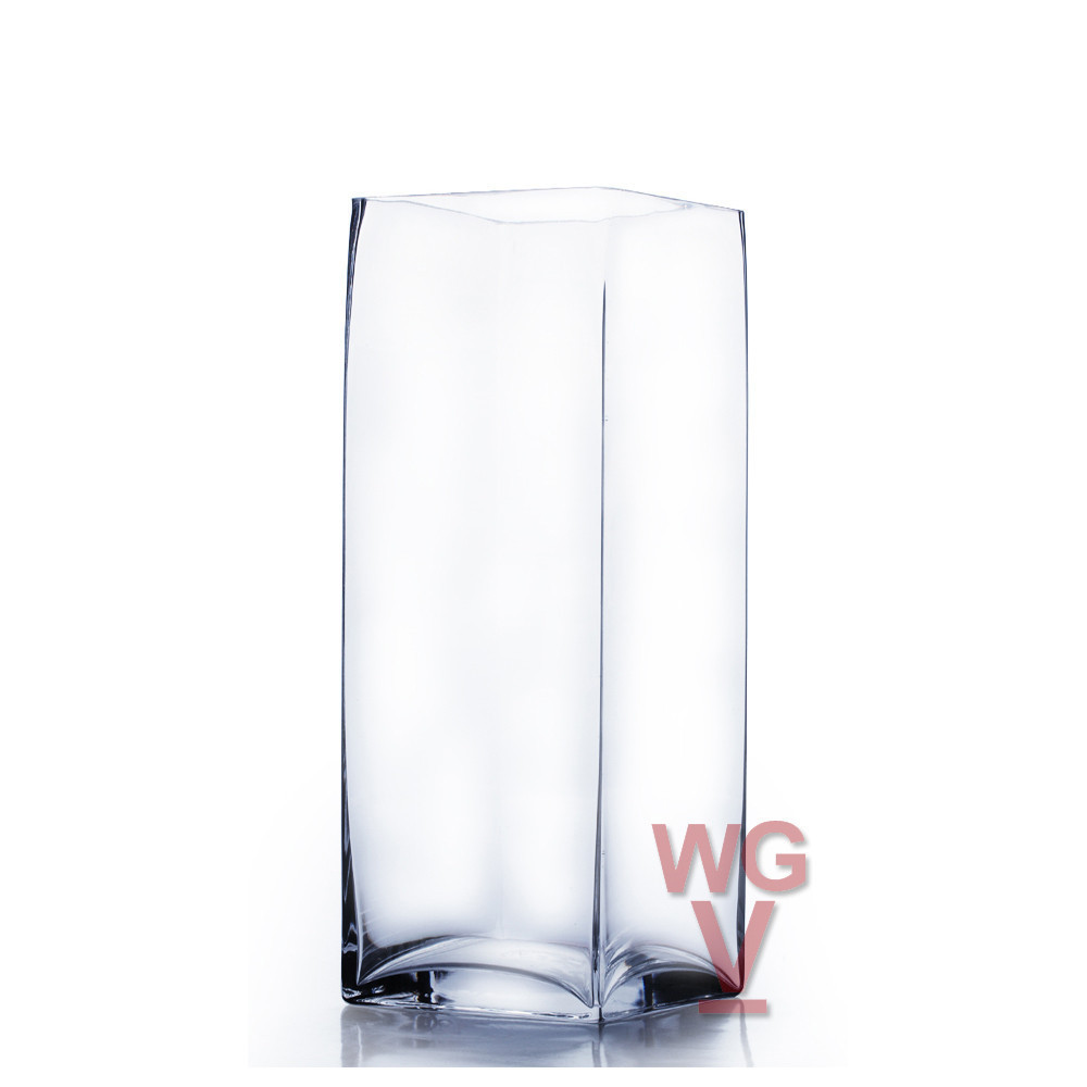 clear acrylic vase of glass cube vases image homeford fbb00vasq555 clear acrylic cube vase intended for gallery of glass cube vases