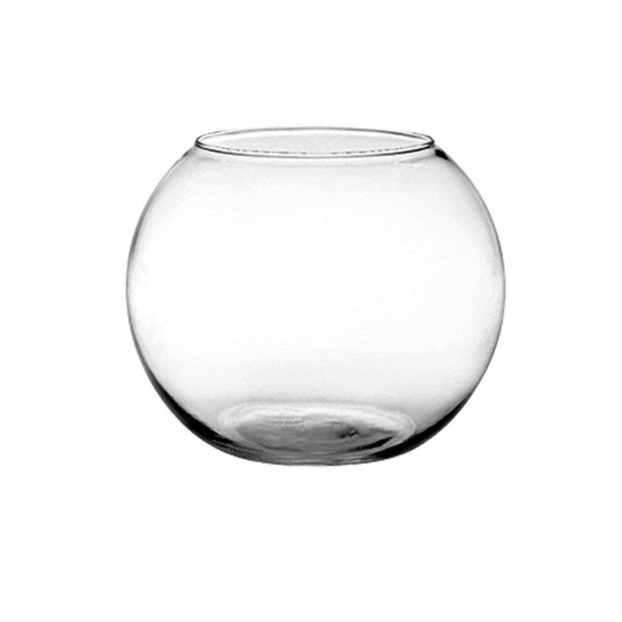 clear glass bubble bowl vase of amazon com set of 4 syndicate sales 6 inches clear rose bowl for amazon com set of 4 syndicate sales 6 inches clear rose bowl bundled by maven gifts garden outdoor