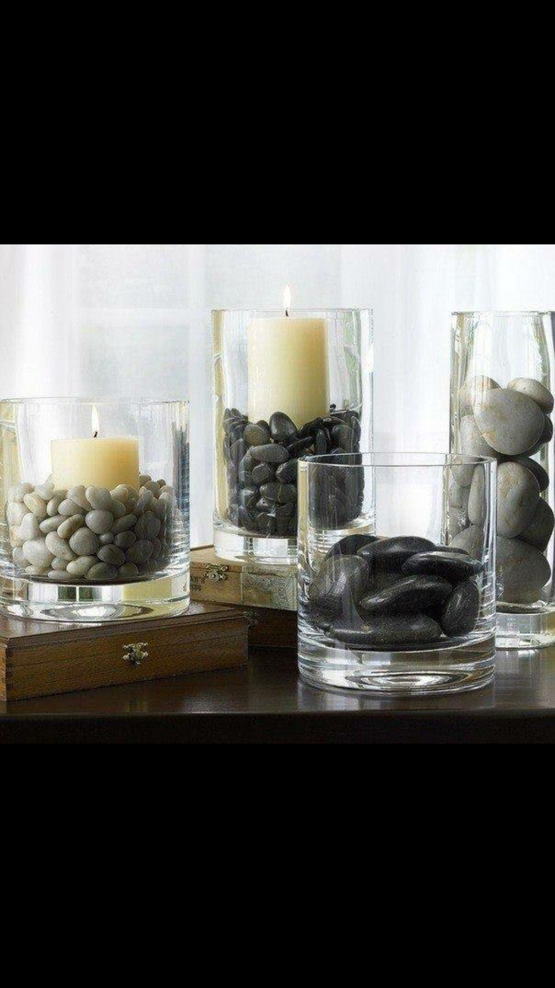 clear glass rocks for vases of pin by va›ra sedlaakova on svacny pinterest santa decorating and inside how to decorate the house with flowers ideas for lazy decorators