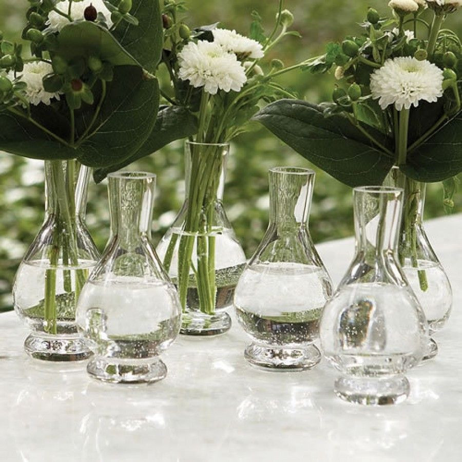 clear glass vase set of global views palace bud vases set of 6 4 80079 for home within global views palace bud vases set of 6 4 80079