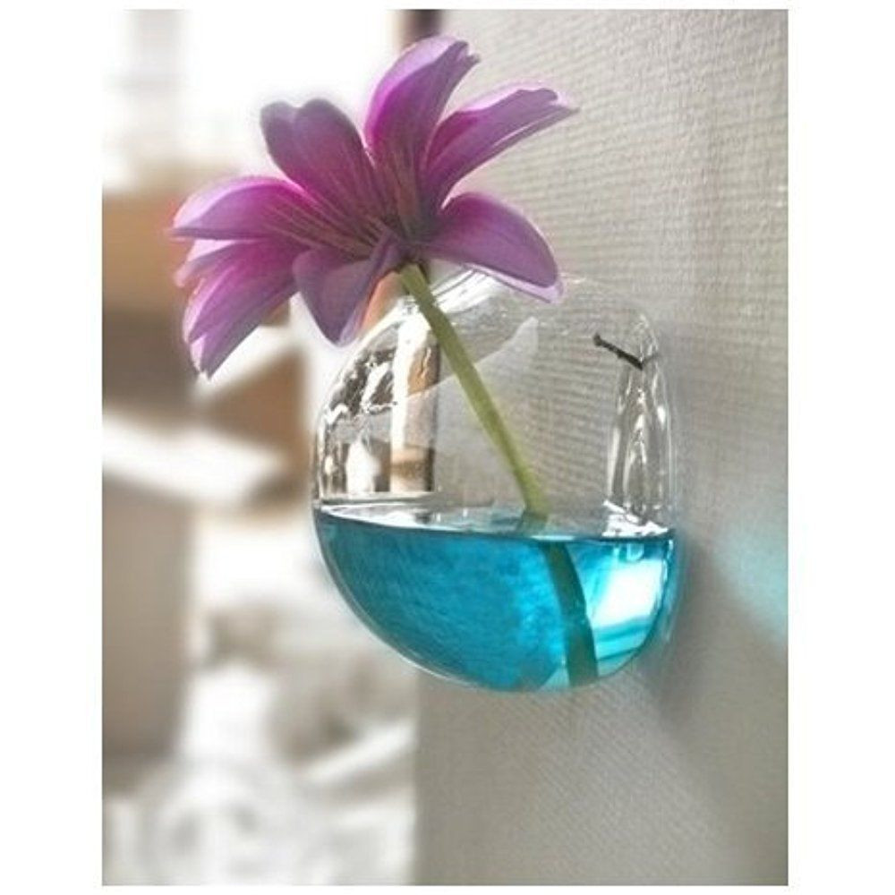 clear glass wall vases of wall mount hanging vase transparent glass hydroponic home office in wall mount hanging vase transparent glass hydroponic decoration vase ning wall ningstore
