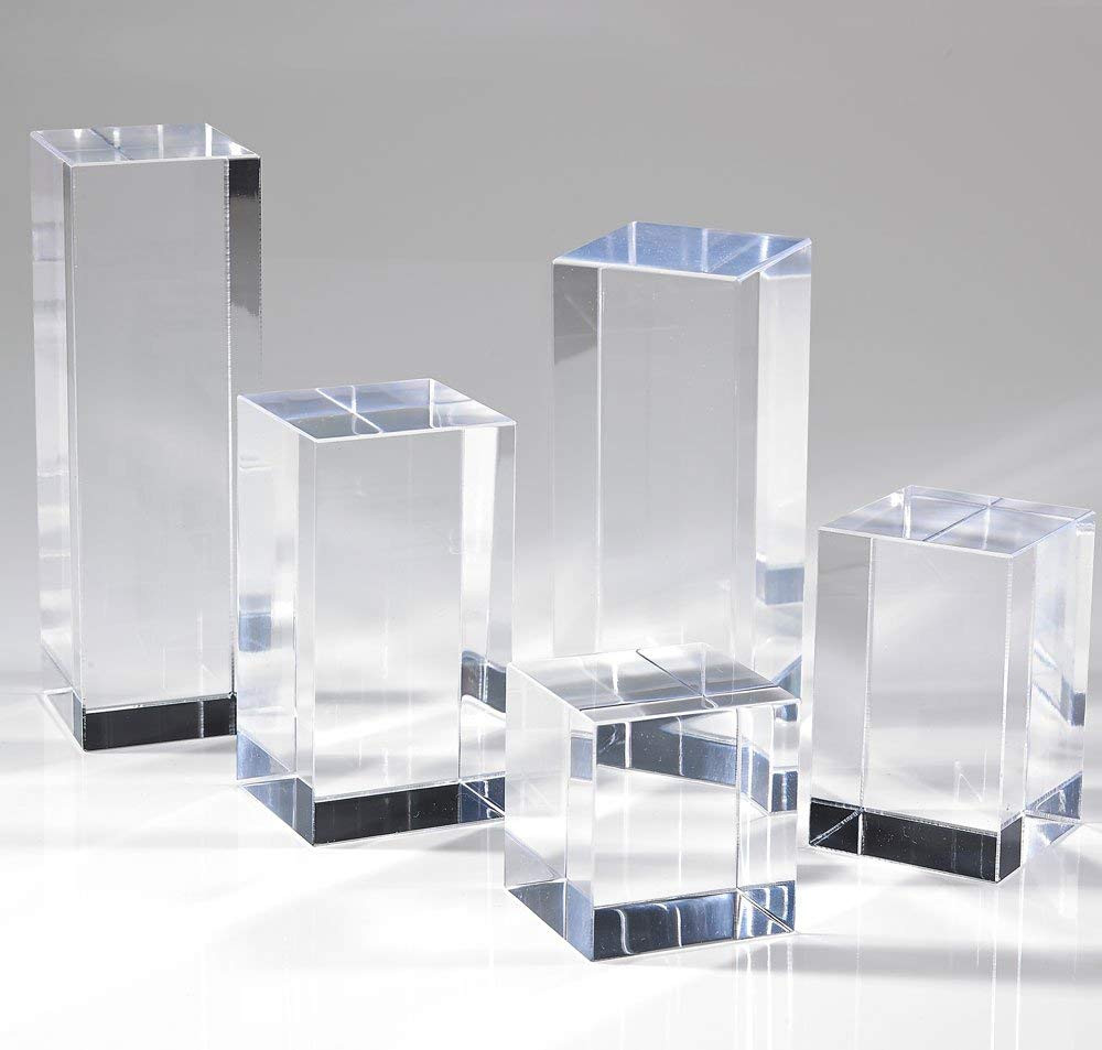 Clear Plastic Cylinder Vases wholesale Of Amazon Com Clear Acrylic Cube 3 X 3 X 2 Home Kitchen within 61pnf50fuol Sl1000