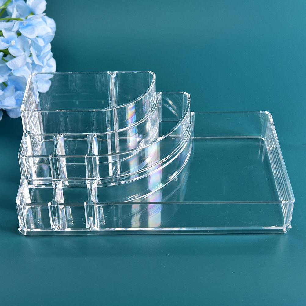 clear plastic vases of 2018 delicate clear fashion makeup organizer storage box jewelry for 2018 delicate clear fashion makeup organizer storage box jewelry container organizer for cosmetic storage box case from zhexie 20 56 dhgate com