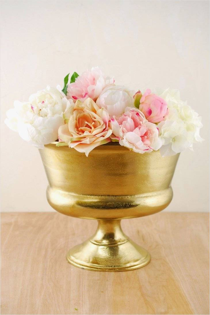 Clear Trumpet Vase Of Cool Inspiration On Gold Trumpet Vase for at Home Interior Design or with Newest Ideas On Gold Trumpet Vase for Use Contemporary Decorating Ideas This is so Beautifully Gold Trumpet Vase Deco Ideas You Can Copy for Best Home