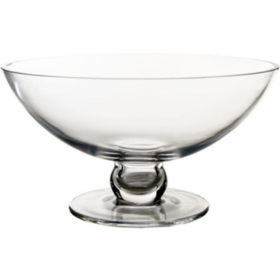 clear trumpet vases wholesale of 7 5 clear gem glass bowl case of 4 39 80 vase gcp128 buy clear within 7 5 clear gem glass bowl case of 4 39 80 vase gcp128