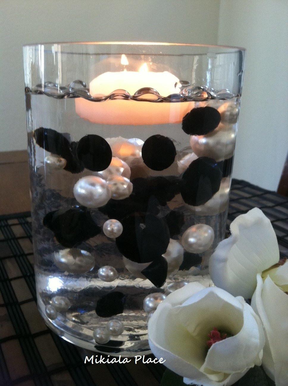 """clear vase filler bulk of diy 50pc floating jumbo diamond jumbo pearl vase fillers etsy intended for dŸ""""Žzoom"""