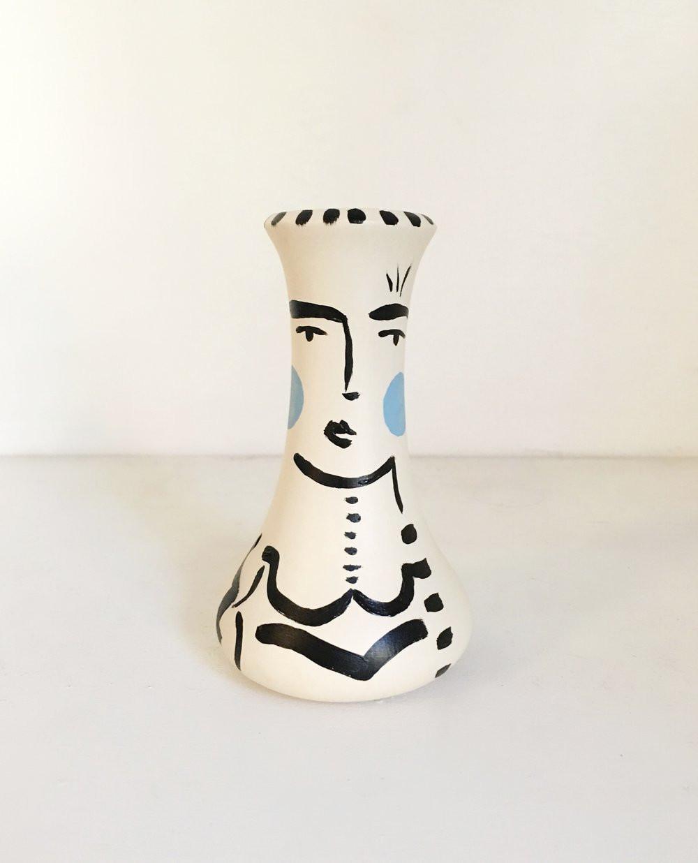 cobalt blue bud vase of paige pottery paige kalena follmann inside blue bud vase sold