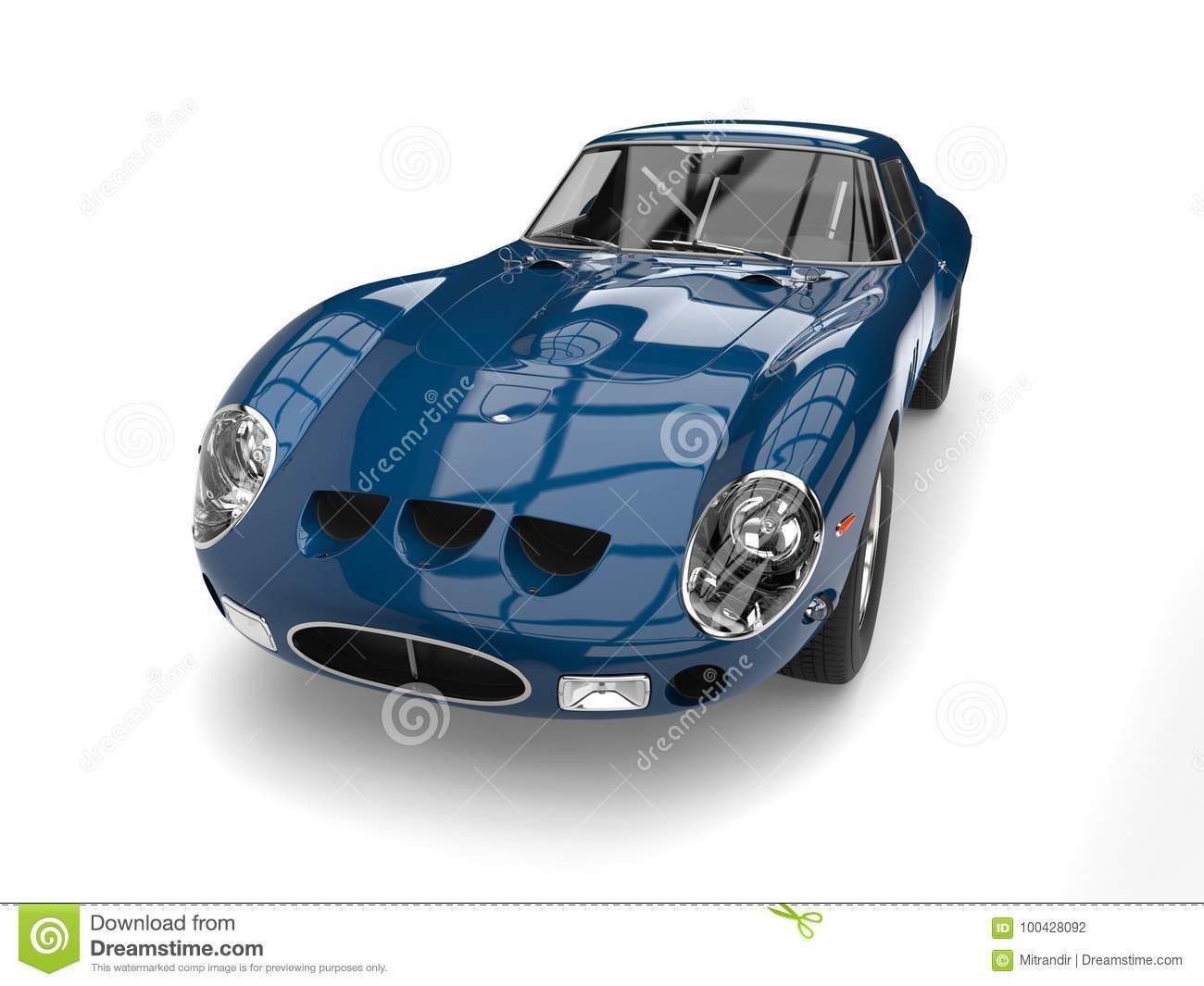 cobalt blue vase vintage of cobalt blue fast vintage race car top hood view stock illustration with cobalt blue fast vintage race car top hood view