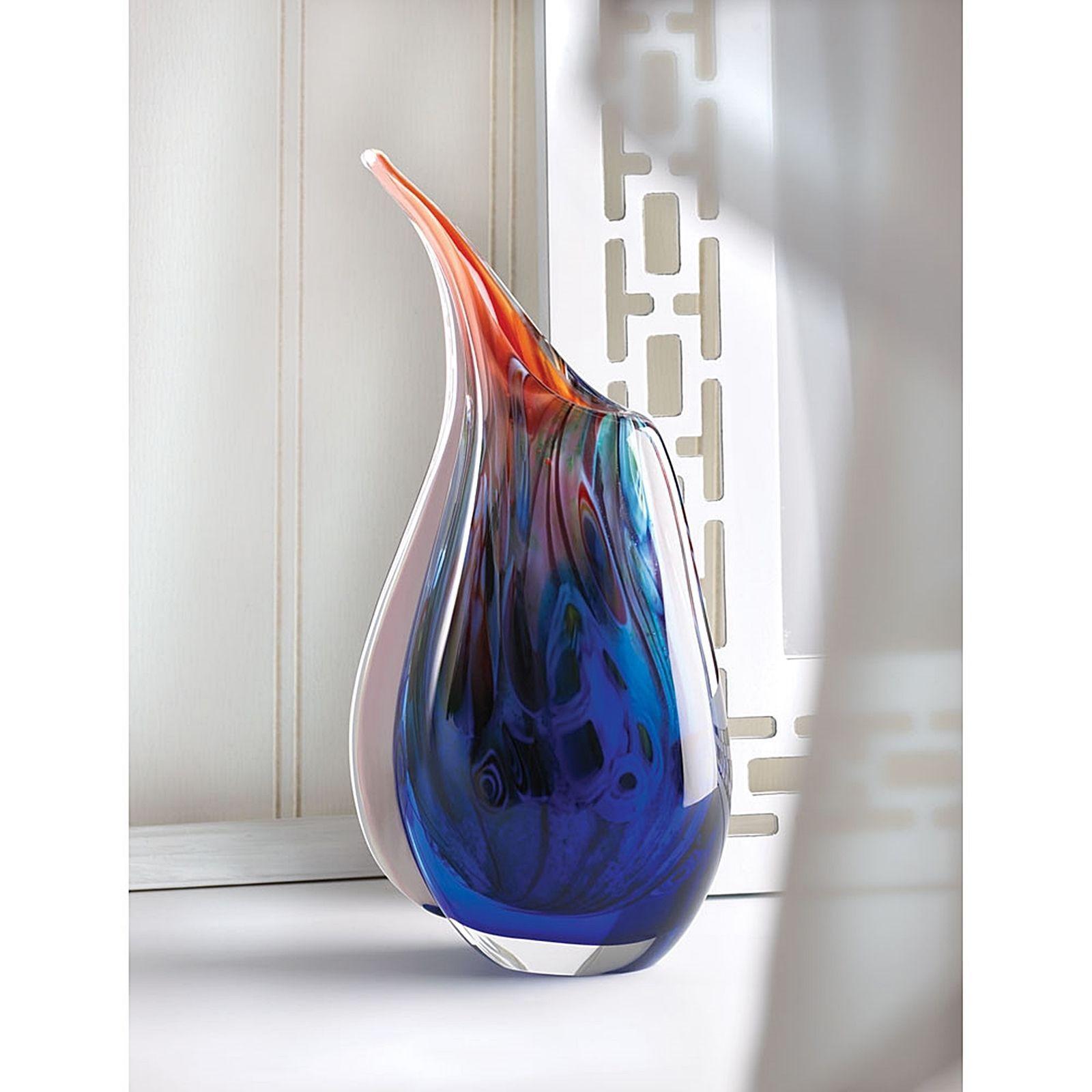 cobalt blue vases bulk of the dream artistic glass vase features a splendor of colors captured for the dream artistic glass vase features a splendor of colors captured in glass with its