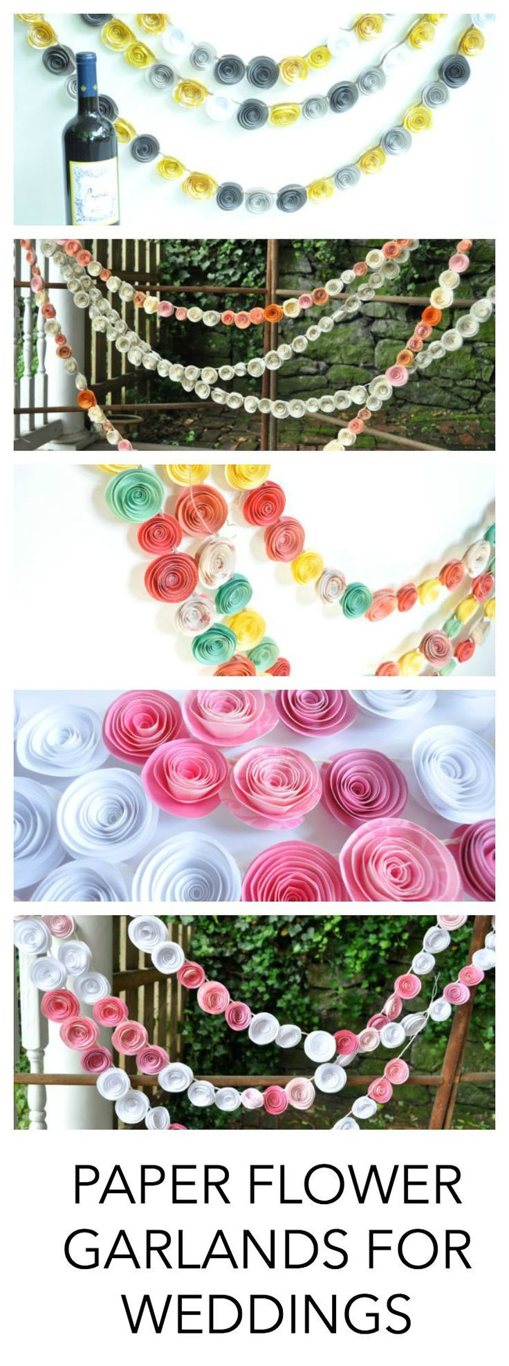 colorfill vase filler of 32 best diy wedding ideas images on pinterest bridal parties with wedding paper garland ideas