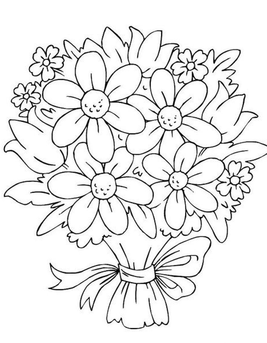 colorful flowers in a vase of white flower cool images new cool vases flower vase coloring page regarding cool vases flower vase coloring page pages flowers in a top i 0d