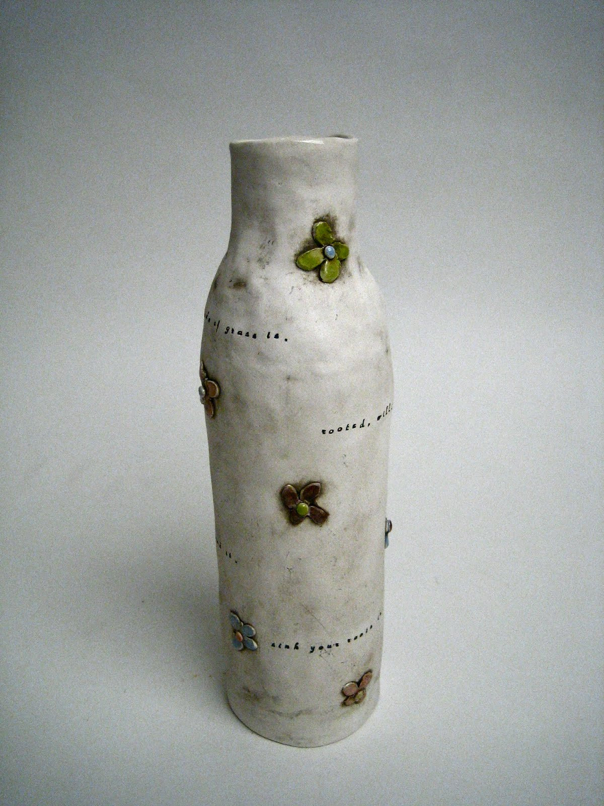 Corner Flower Vase Online Of Vases Rae Dunn Clay Fine Handmade Pottery within I Made A Few Smaller Versions Of the Flower Power Vase