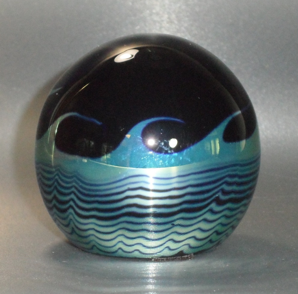 correia art glass vase of correia art glass paperweight signed collectors weekly inside bh4ay4kx0k7wjskpbllb2w