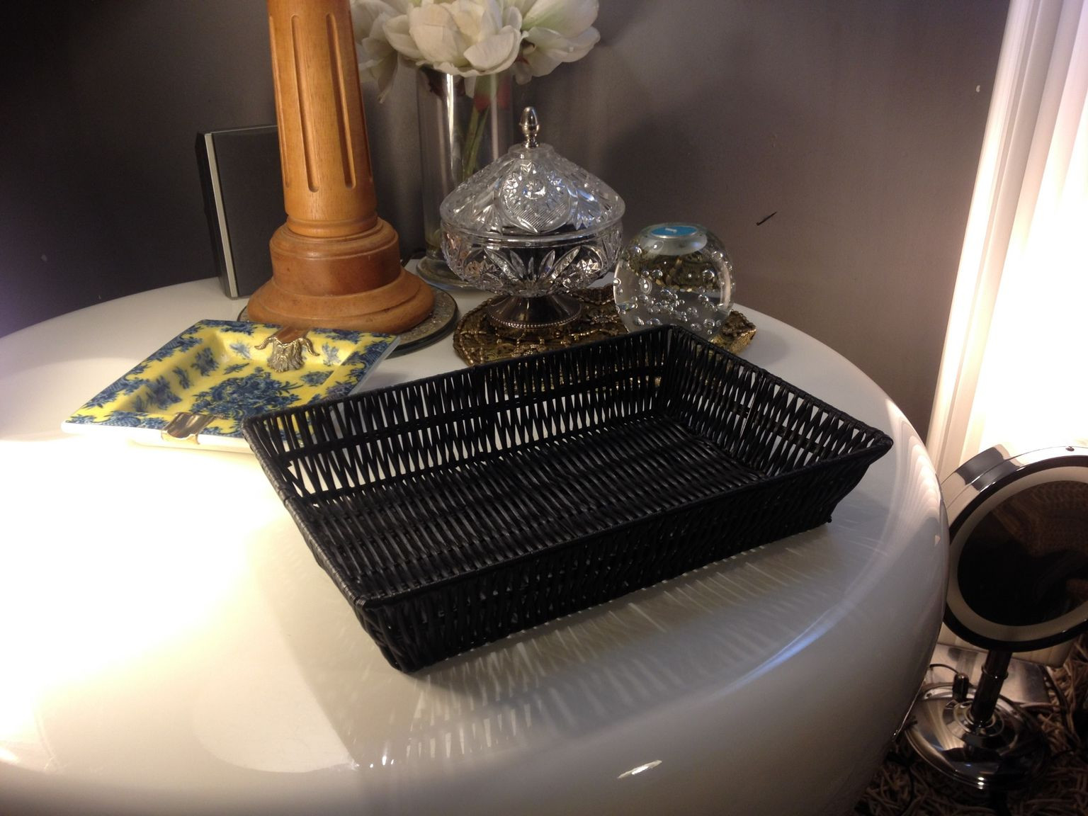 10 Trendy Cotton Vase Filler 2021 free download cotton vase filler of https en shpock com i wtuh psr9n7xaitc 2018 10 17t013725 02 with black plastic wicker style in tray