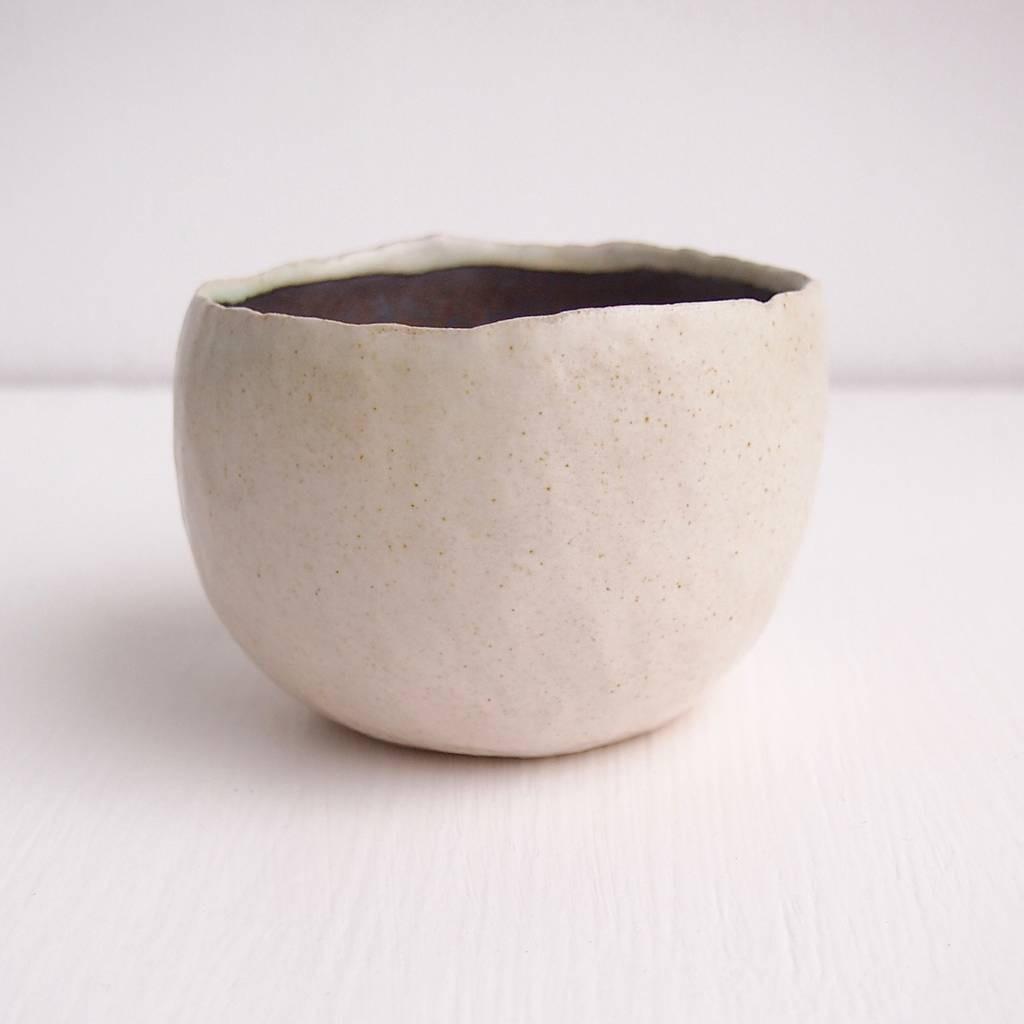 cream ceramic vase of handmade gold round ceramic ring dish bowl jewel holder by kabinshop regarding handmade gold round ceramic ring dish bowl jewel holder