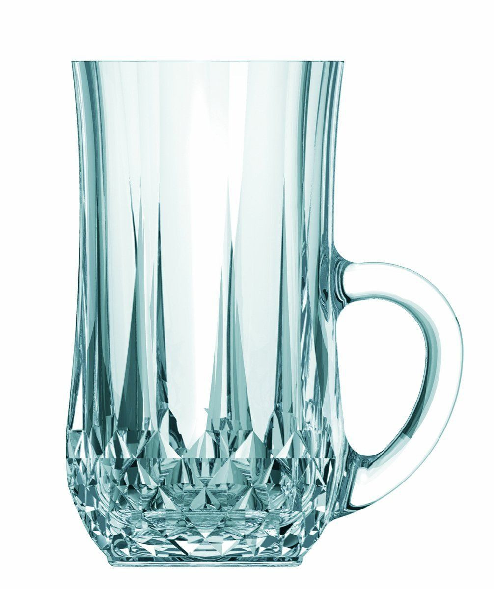 cristal d arques vase france of amazon com arc international cristal darques longchamp diamax tea with amazon com arc international cristal darques longchamp diamax tea mug 4