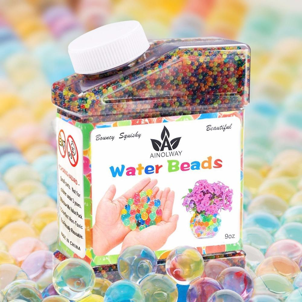 crystal beaded vase of 2018 water beads crystal soil mud 9oz over 30000 water gel beads intended for 2018 water beads crystal soil mud 9oz over 30000 water gel beads pearls vase filler wedding centerpiece home decoration plants toys from szhiliangibi