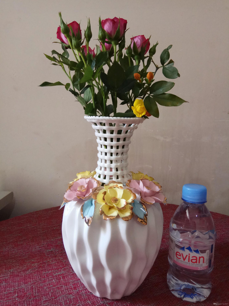 15 Lovable Crystal Flower Vases wholesale