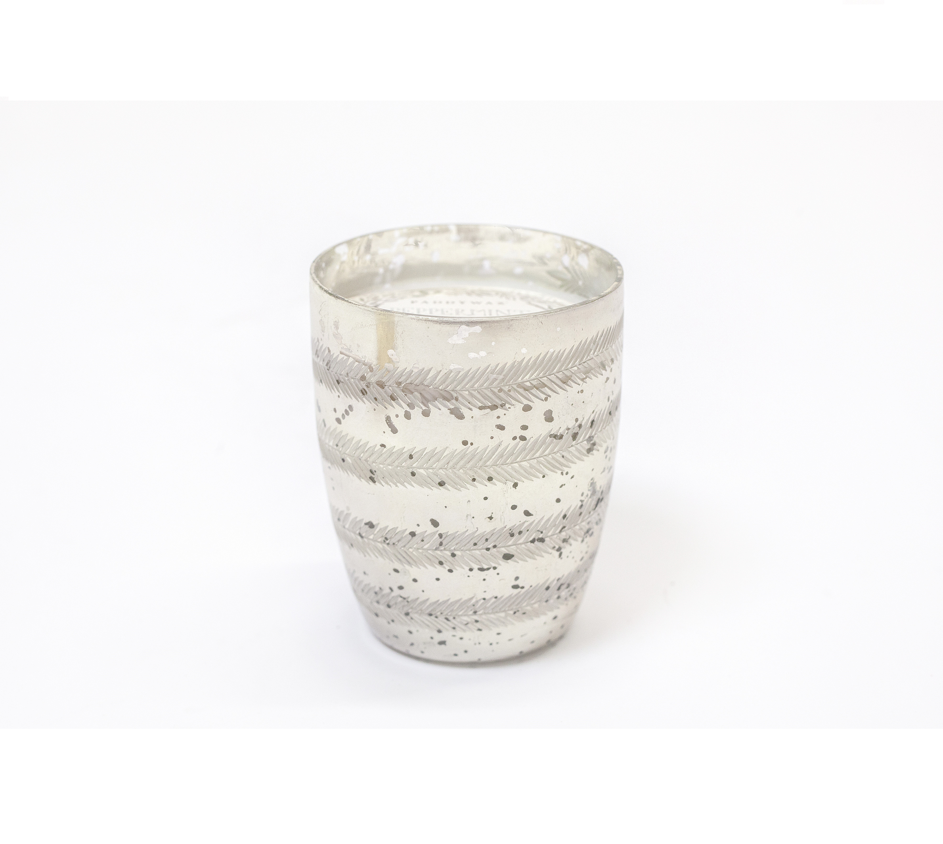 crystal vase engraved gift of peppermint vanilla etch candle greens galore with peppermint vanilla etch candle
