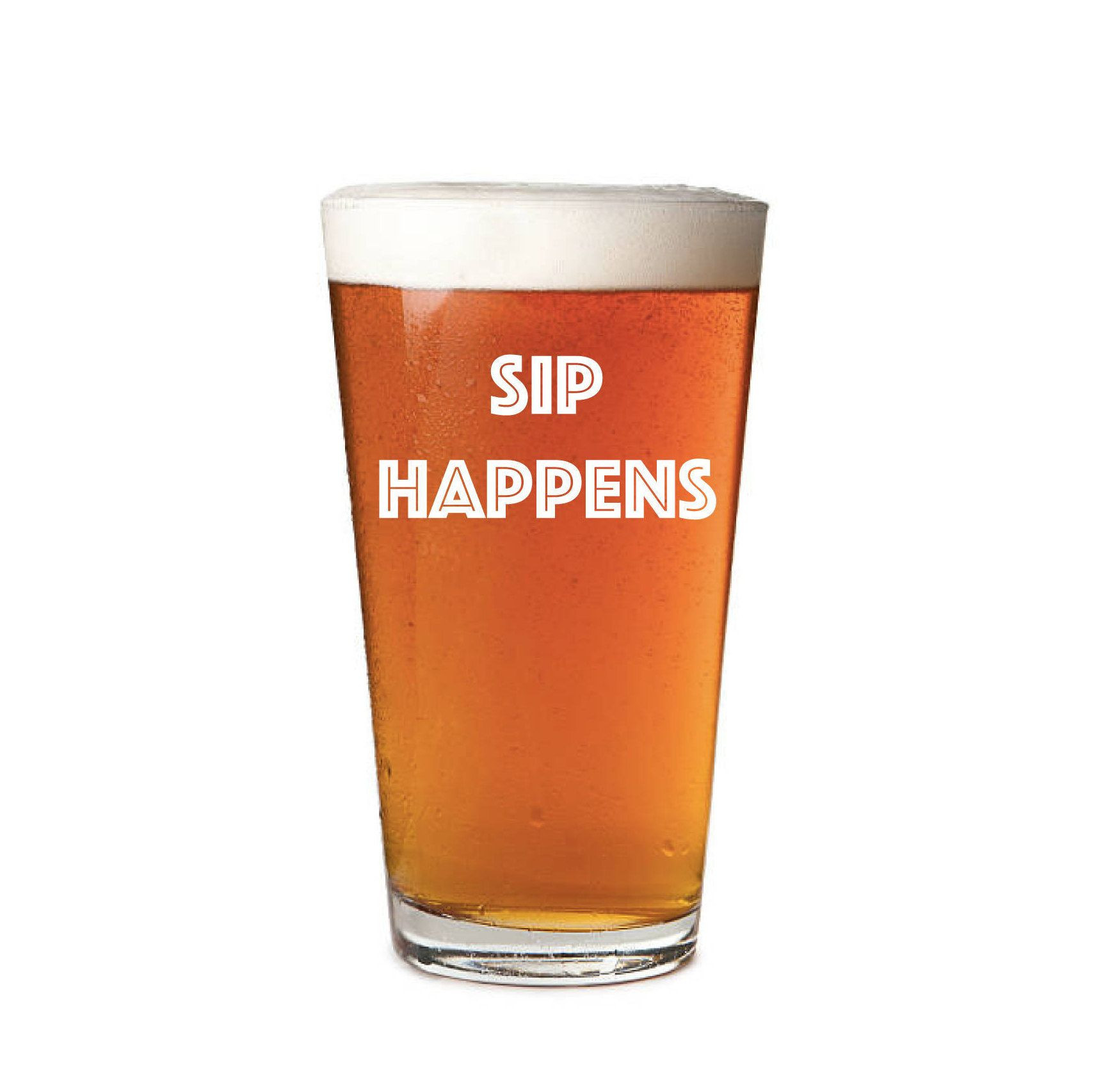crystal vase engraved gift of sip happens funny pint glass inappropriate man cave present pertaining to sip happens funny pint glass inappropriate man cave present custom engraved bachelor beer glassware