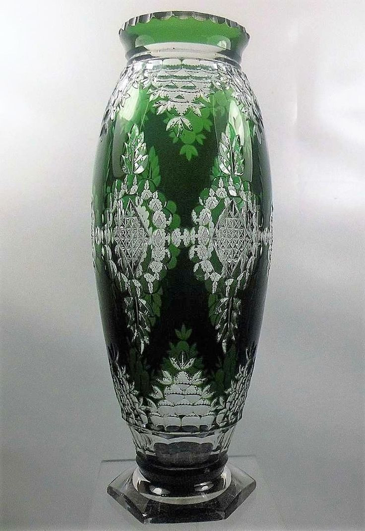 cut glass vase value of 277 best green images on pinterest vintage dishes petroleum jelly pertaining to val saint lambert vase a‰vian joseph simon catalogue cristaux de fantaisie 1926 antique vasesvintage vasesglass