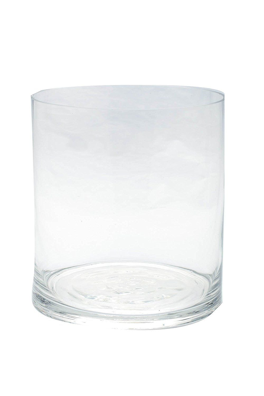 cylindrical glass vase of diamond star glass 84010c clear cylinder 9 by 10 want pertaining to diamond star glass 84010c clear cylinder 9 by 10 want