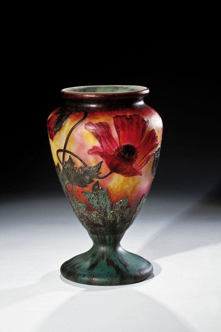 daum nancy vase prices of 188 best daum nancy images on pinterest glass vase art nouveau intended for glass daum designed by henri berga daum fra¨res nancy circa