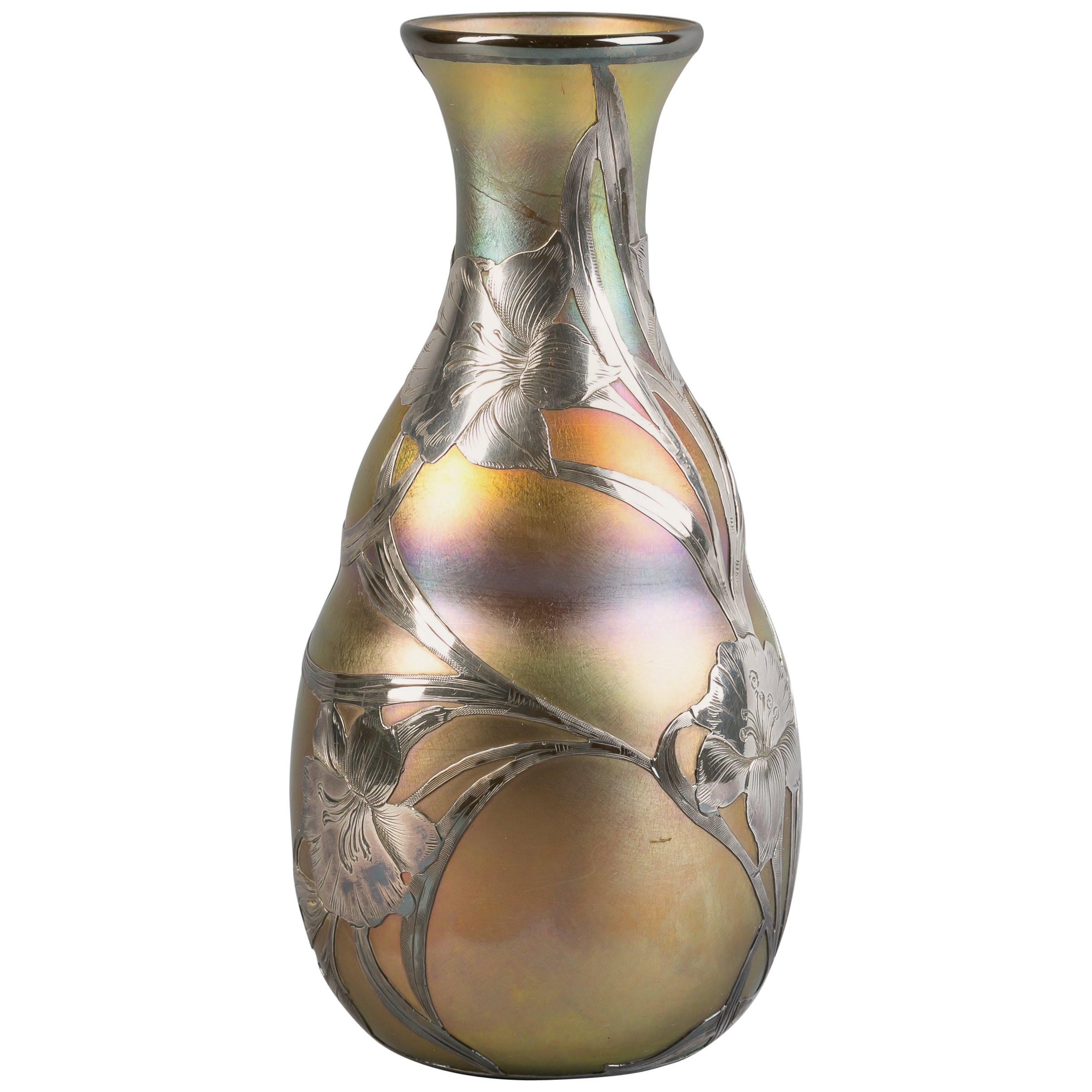 daum nancy vase prices of achaemenid revival repoussa silver vase persia circa 1900 for sale pertaining to achaemenid revival repoussa silver vase persia circa 1900 for sale at 1stdibs
