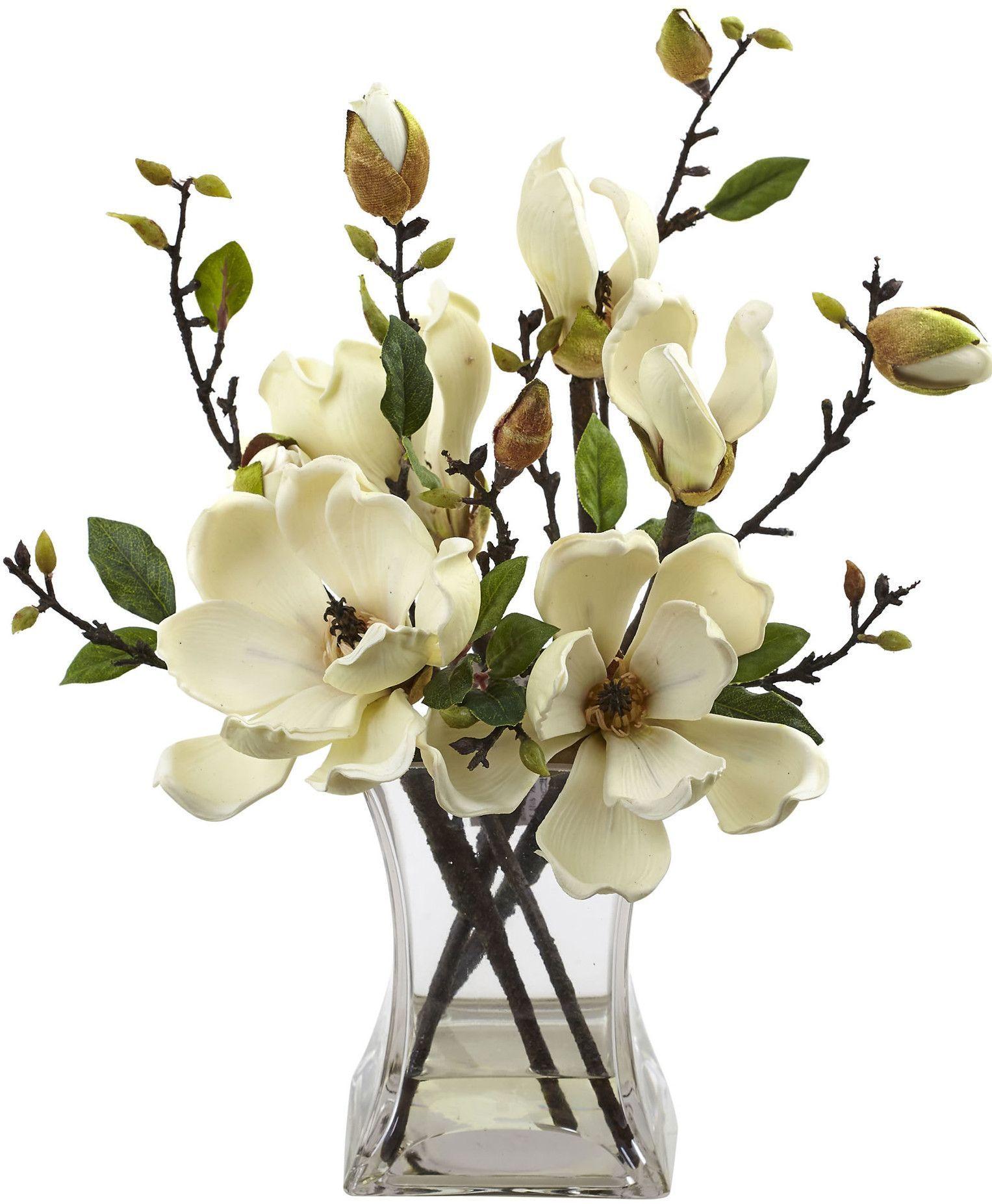 debi lilly design illusion vases of magnolia arrangement with vase magnolias pinterest flowers inside magnolia arrangement with vase