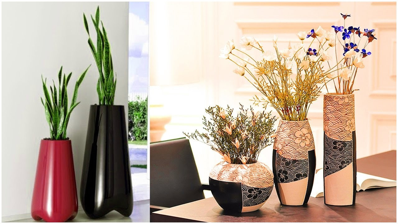 15 Unique Decorating Ideas for Tall Vases