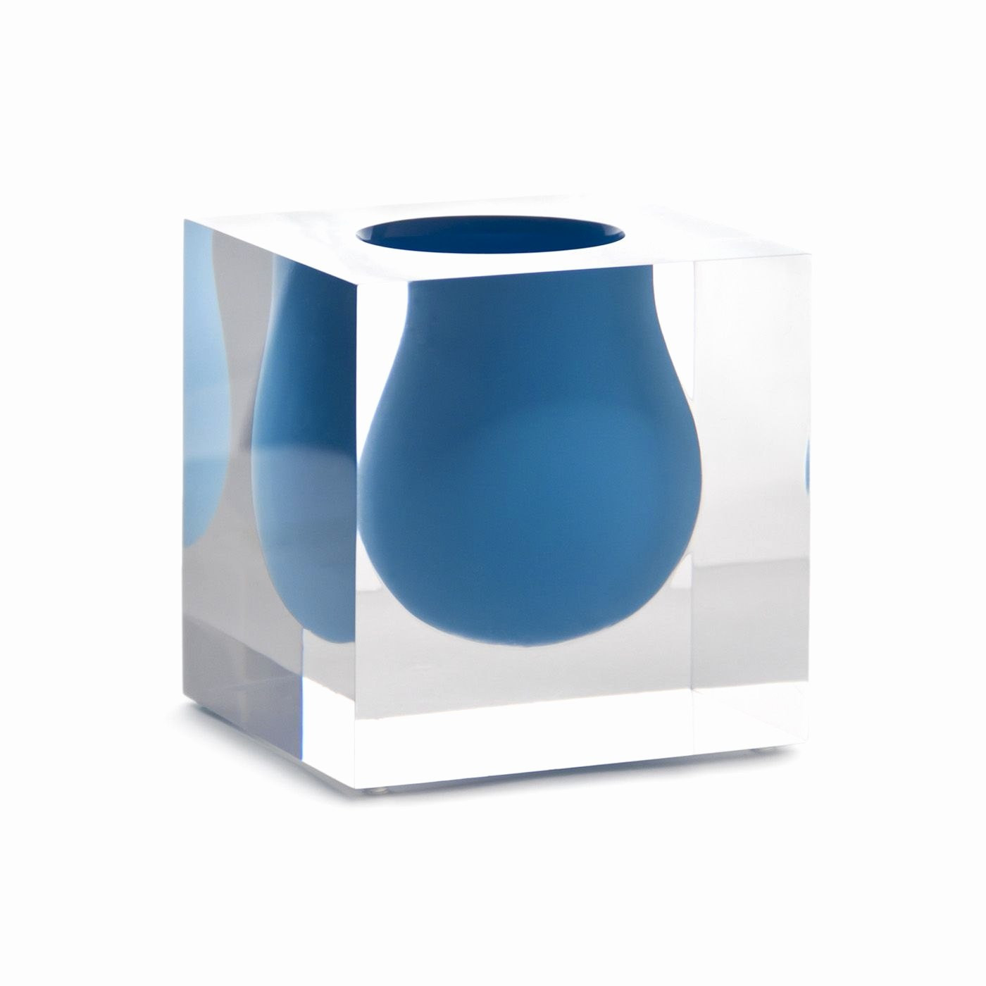 23 Elegant Decorative Blue Glass Vases