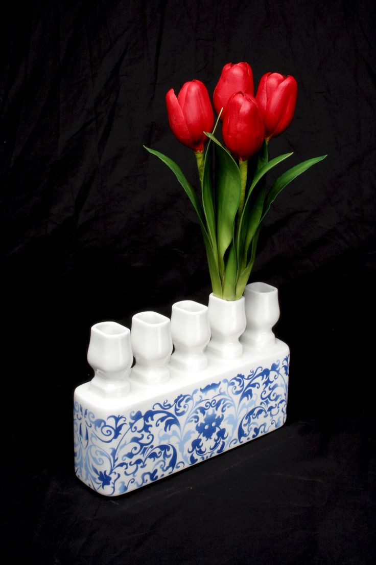 "delft blue tulip vase of 199 best aƒ‡aƒaƒ•aƒˆc""¼a images on pinterest blue china white china regarding tulip vase marcel wanders"