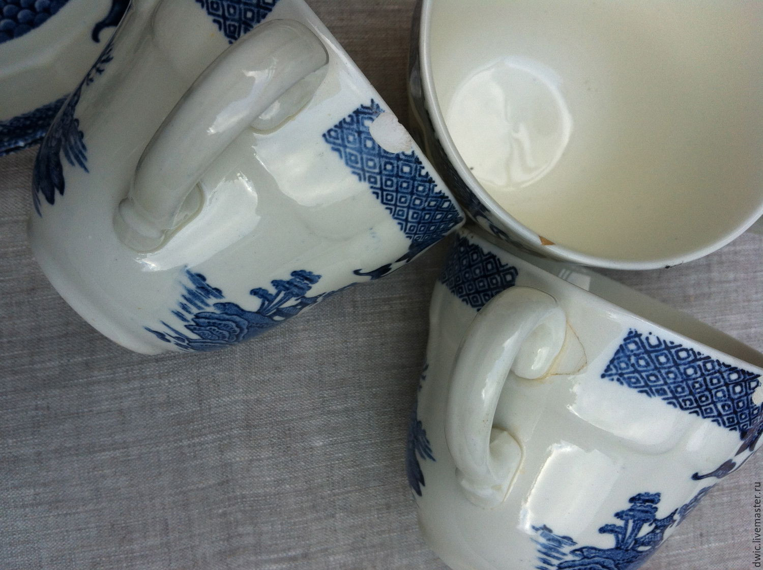 Delft Blue Vase Of Tea Set Porcelain Mandarin England Shop Online On Livemaster Pertaining to Dutch West A· Vintage Kitchenware Tea Set Porcelain Mandarin England