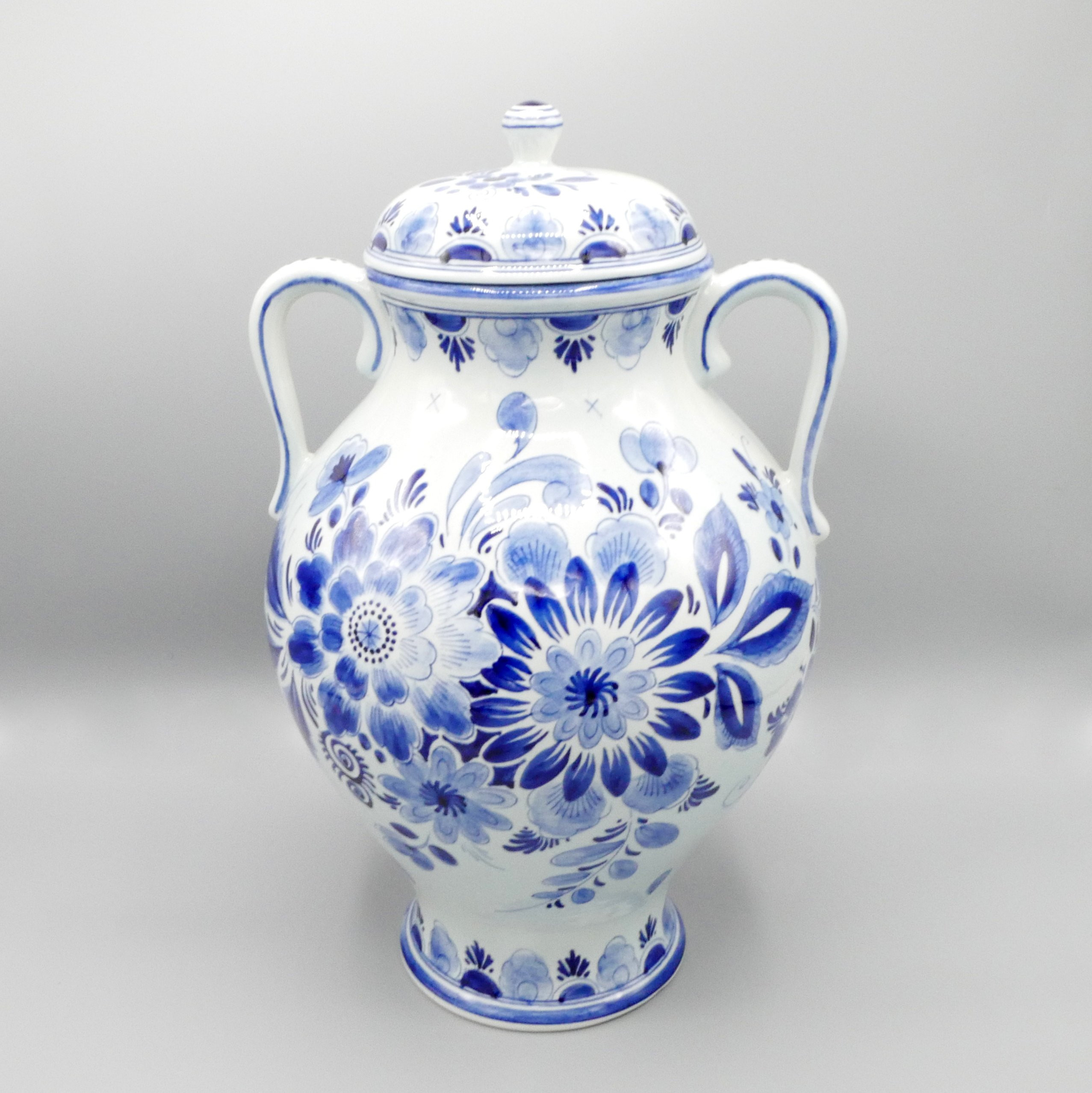10 attractive Delft Holland Vase 2021 free download delft holland vase of delft blue vase h32cm lidded vase blue white handpainted etsy inside dc29fc294c28ezoom